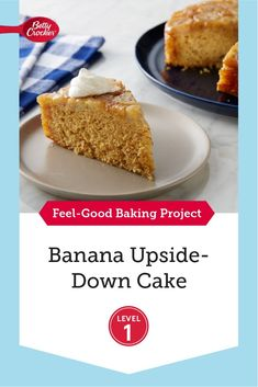 Combine everyone's two favorite desserts, banana bread and pineapple upside down cake, into one wow-worthy dessert that'll keep you occupied for a bit when you need to brighten up your afternoon. Upside Down Desserts, Banana Upside Down Cake, Pineapple Upside Down Cake, Poke Cakes, Cupcake Cakes, Cupcakes, Banana Recipes, Cake Recipes, Dessert Recipes