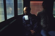 Hong Kong 1970's. Photograph by Greg Girard