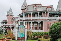 Cape May is the ultimate ghost town, a historic seaside resort where dozens of Victorian-era inns and bed & breakfasts, many of them haunted, line the narrow streets. Maybe it's because the town embraces the supernatural, but in Cape May, a B&B without a ghost is like a B&B without a breakfast.