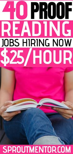 Do you want to make money online during your spare time? Here are online proofreading jobs for beginners that will help you to do that!