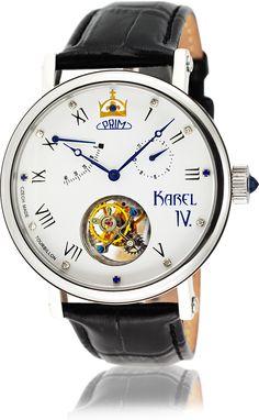 PRIM Tourbillon Karel IV. Watches, Accessories, Wristwatches, Clocks, Jewelry Accessories
