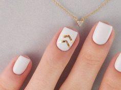 El truco para evitar pintarse los dedos cuando te pintas las uñas.