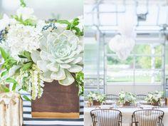 Modern Nouveau Wedding Ideas