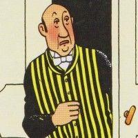 Nestor • Tintin, Herge j'aime