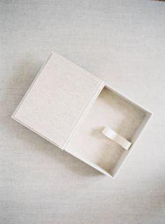 Natural Linen Print Boxes Heirloom Bindery Fine Art Albums