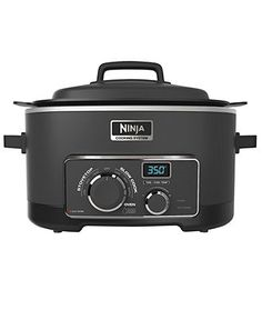 My new favorite kitchen toy! Slow cooker, stove top, and oven all in one! Seriously worth the money! Especially when a bunch of crock pot recipes call for you to sear the meat first!