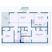 Garage Apartment Floor Plans, 2 Bedroom Floor Plans, Garage Apartments, Guest House Plans, Small House Floor Plans, Small House Plans Under 1000 Sq Ft, Woodworking Bench Plans, Woodworking Shop, Woodworking Chisels