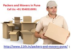Shifting services available in Pune with reasonable price.