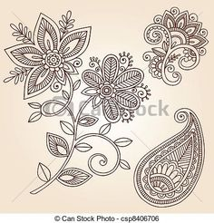 Paisley Clipart and Stock Illustrations. 9,454 Paisley vector EPS ...