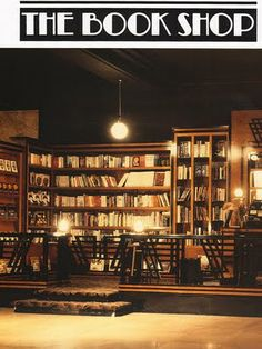 Big BIBA book department