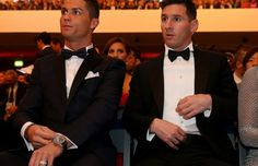 Ronaldo reveals why he 'fights' with messi and Neymar