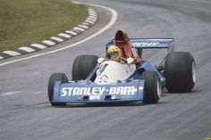 Mike Wilds-Stanley BRM