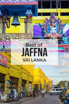 Jaffna is a city in Northern Sri Lanka that has recently started to open up to tourists. It's wonderfully authentic and like no where else we've been. Read our guide to the best things to do in Jaffna