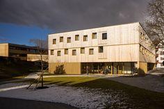 Gallery - Nenzing Nursing Home / Dietger Wissounig Architects - 8