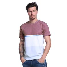 Camiseta Masculina - Damyller