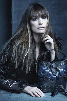 Catherine Deneuve, Sofia Coppola + Caroline de Maigret Star in Louis Vuittons Spring 2014 Campaign