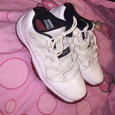 Air Jordan retro 11 low cherry - 7/10 condition Air jordans Shoes Sneakers