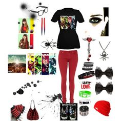 MCR merchandise, and outfit ideas