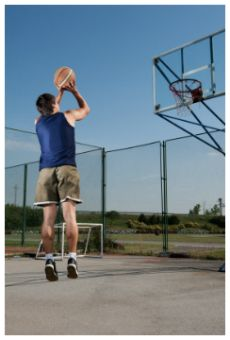Perimeter shooting workout designed to help you improve your shooting in transition, off the move, off the dribble, and from the 3-point line. (takes about an hour)