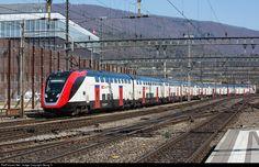 RailPictures.Net Photo: 502 203 SBB RABe 502 at Olten, Switzerland by Georg Trüb