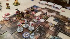 "#ImperialAssault ""In Coming""  We found the door but could not get it opened in time. ""Captured!"""