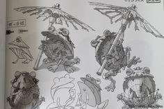 Otomo Katsuhiro's Short Peace – Character/Model Sheets Character Model Sheet, Character Sketches, Character Modeling, Character Design References, Manga Tutorial, Drawing Sketches, Drawings, Manga Artist, Book Illustration