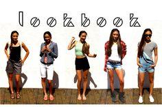 Lookbook Mai 2014 ♥ Spring / Frühling ♥ Shorts / kurze Hosen ♥ Styles ♥ ...