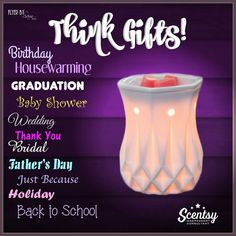 Scentsy has something for everyone. Think of Scentsy as a one atop shop.us Facebook Party, For Facebook, Scentsy Games, Scentsy Independent Consultant, Scented Wax, Home Decor, Consultant Business, Scentsy Selling, Scentsy Uk