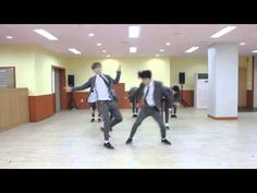 ▶ 24k Hey you mirrored dance practice - YouTube