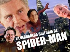 La Verdadera Historia De Spider-Man Need To Know, Movies, Movie Posters, Cool Things, Historia, Films, Film Poster, Cinema, Movie