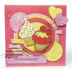 kartka urodzinowa dla dziecka Decoupage, Diy And Crafts, Phone, Weddings, Telephone, Wedding, Mobile Phones, Marriage