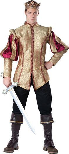 Adult Renaissance Prince Costume - Party City