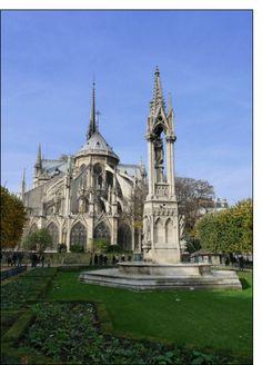 Carte Square Jean XXIII chevet notre dame pour envoyer par La Poste, sur Merci-Facteur ! Jean Xxiii, Barcelona Cathedral, Recherche Google, Building, Travel, Thanks, Viajes, Buildings, Trips