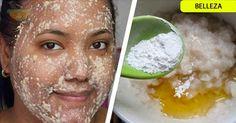 Aplica esta mascarilla facial en tu rostro y en poco tiempo ya no tendrás más manchas.