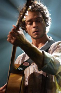 Amos Lee....windows are rolled down...saw him in concert last week...wow!