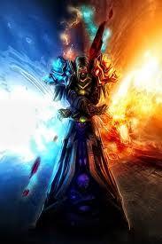 World Of Warcraft Warlock <3