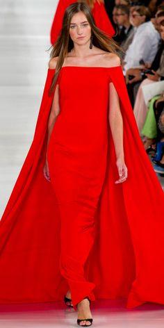 Ralph Lauren - Runway Looks We Love: Ralph Lauren - Fashion Week Spring 2014 - Fashion - InStyle