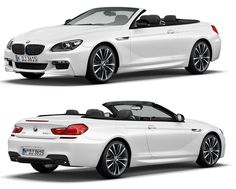 2014 BMW 6 Series Frozen Brilliant White Edition-needs different rims, tires and yellow break pads