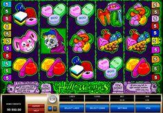Halloweenies ehkä paras Microgaming kolikkopeli verkossa! Jos haluat voitta - aloita pelata Halloweenies kolikkopeli netissä! Pelissa on monet erilaiset bonuspelit, 5 rullat ja 20 voittolinjat!