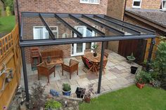 Gallery of our Glass Verandas & Open Glass Rooms | Elegant