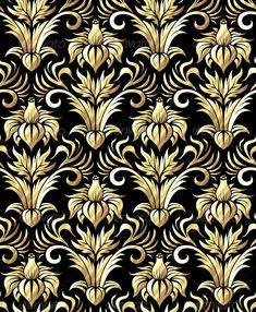 Wallpaper design #baroque #art