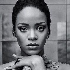 Rihanna em ensaio da The NYTimes Style Magazine (Foto: Reprodução/Instagram/Craig McDean )