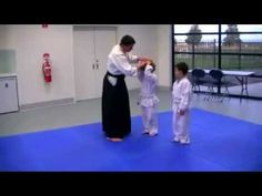 Aikido Melbourne - Children's Self Defence - Preventing Hair Grab & Being Lifted Off Feet