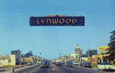 Lynwood, California, Los Angeles County - 1950s