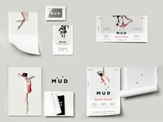 M.U.D. by The Clocksmiths. the dead-simple logo's two dots move up and down along with the gorgeous photography, following the movements of the dancers.