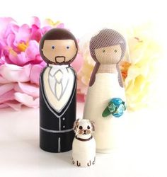7 fun ways to include your pet in your wedding day! - Wedding Party