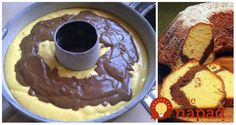 To je nápad! Dessert Recipes, Desserts, Chocolate Fondue, Food To Make, Food And Drink, Pudding, Yummy Food, Cupcakes, Baking