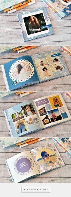 Juana Noche. Diseño de fotolibro estilo romántico para 15 años, nenas, bebitas o lo que quieras! Descargalo gratis y completalo con tus fotos. | Blog - Fábrica de Fotolibros - created via https://pinthemall.net