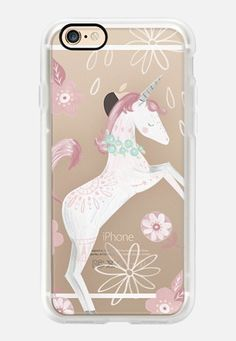 Casetify iPhone 7 Case and Other iPhone Covers - Magic Unicorn II  by Bianca Pozzi | #Casetify