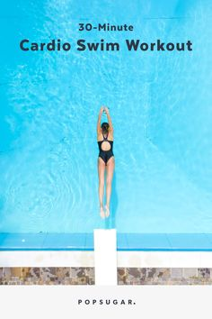 Jump in the Pool and Build Strength and Endurance With This Beginner's Swim Workout fitnees routine – Top healthy fitness Pilates Workout, Workout Diet, Workout Fitness, Yoga Fitness, Swimming Workouts For Beginners, Swim Workouts, Water Workouts, Lap Swimming Workouts, Swimming For Fitness